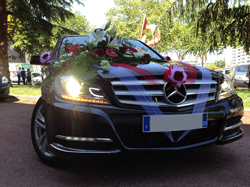 Mercedes Classe C Pack Luxe
