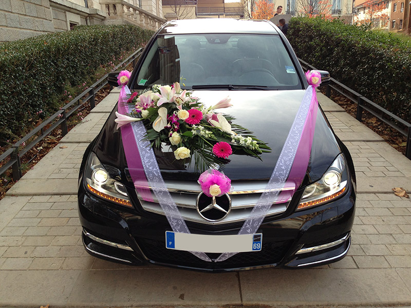 Mercedes Classe C Pack Luxe - Mairie d'Oullins