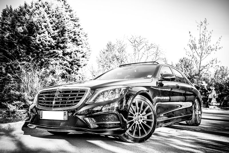Nouvelle Classe S Pack AMG