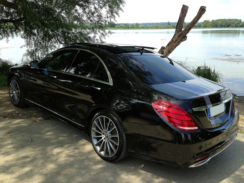 mercedes classe s pack amg limousine mariages lyon. Black Bedroom Furniture Sets. Home Design Ideas