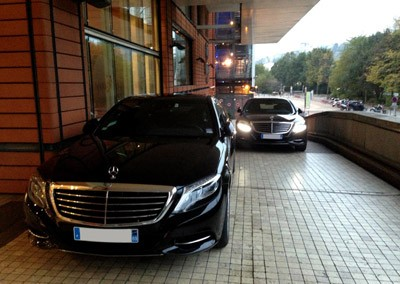 Mercedes Classe S Executive Luxe