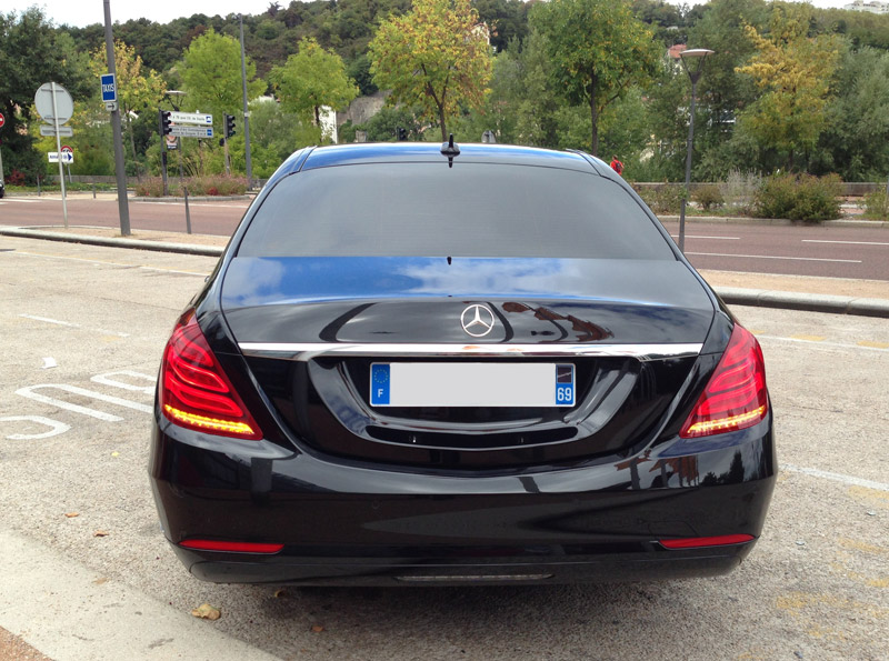 Mercedes Classe S 350 V6 Executive - Cité Internationale Lyon