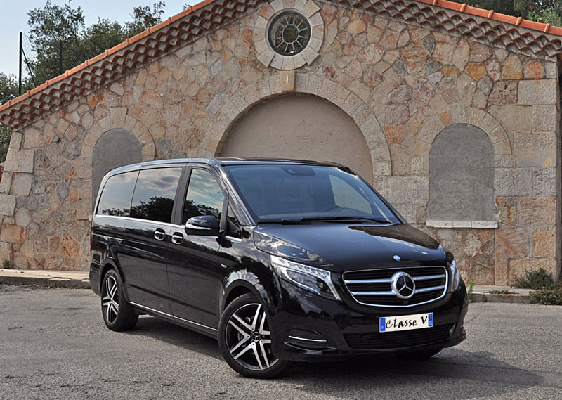 Mercedes New Classe V – Viano Grand Luxe