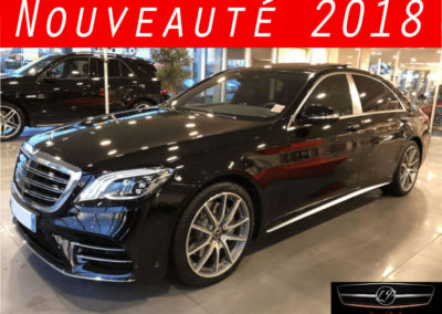 Mercedes Classe S Pack Amg Limousine
